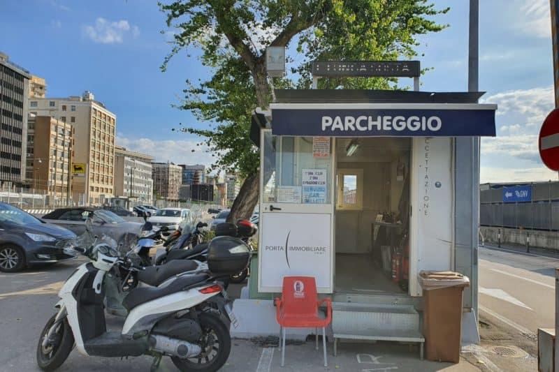 Il parcheggio per le tue vacanze!